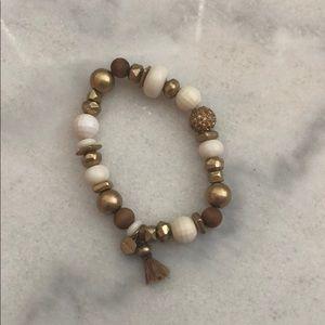 Stella & Dot Beaded Bracelet